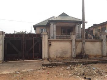 5 Bedrooms Duplex and a Three Bedroom Bungalow Setback on a Full Plot, Off Lasu - Isheri Expressway, Igando, Alimosho, Lagos, Detached Duplex for Sale