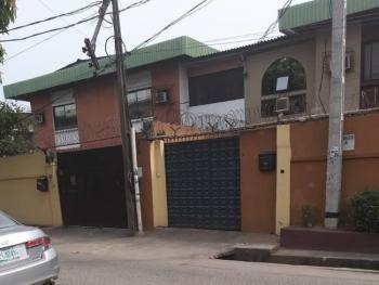 a 5 Bedroom Semi-detached Duplex with 2 Bedroom Boys Quarter, Ilupeju Estate, Ilupeju, Lagos, Semi-detached Duplex for Sale