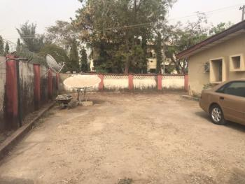 Perfectly Nestled 4 Bedrooms Fully Detached Bungalow + Domestic Quarte, Off Olusegun Obasanjo Way, Wuse, Abuja, Office Space for Sale