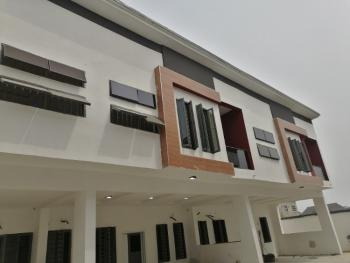Luxury 3 Bedrooms Terraced House in a Gated Estate, Orchid Hotel Road, Chevron, Lekki, Lagos, Terraced Duplex for Sale