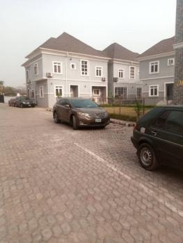 Brand New 3 Bedrooms  Duplex with a Room Domestic Quarters, Guzape Hills, Guzape District, Abuja, Semi-detached Duplex for Rent