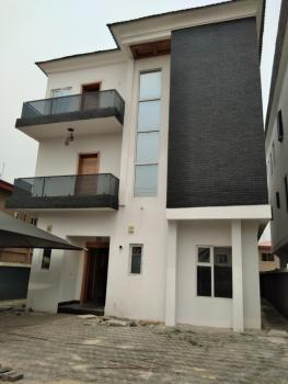 Newly Built Luxury 5 Bedroom Fully Detached Duplex with Bq, Off Admiralty Way, Lekki Phase 1, Lekki, Lagos, Detached Duplex for Rent