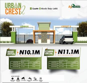 15 Plots of Land with Gazette, Lekki, Lagos, Commercial Land for Sale