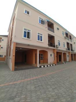 Newly Built Luxury 4 Bedroom Terrace Duplex with Bq, Ikate Elegushi, Lekki, Lagos, Terraced Duplex for Rent