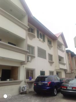 4 Bedroom Serviced Apartment for Office Space, Chief Collins, Lekki Phase 1, Lekki, Lagos, Flat for Rent