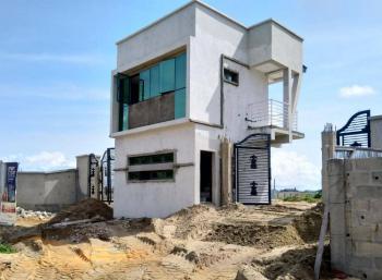 Land, Max Court Estate, Behind Blenco Supermarket, Sangotedo, Ajah, Lagos, Residential Land for Sale