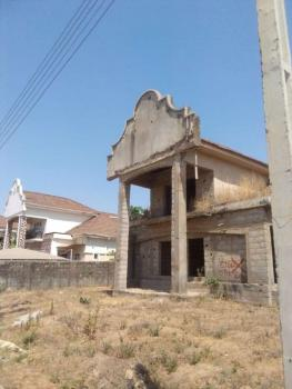 Carcass 3 Bedroom Detached Bungalow Within an Estate, After Sunnyvale Estate, Lokogoma District, Abuja, Detached Duplex for Sale