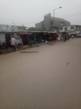 Corner Piece Demolishable Bungalow, Adisa Balogun Street, Off Goodluck, Alapere, Ketu, Lagos, Mixed-use Land for Sale