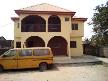 2 Flats of 3 Bedroom, Progressive Estate,  Anwo Bus Stop, Opp Zenith Bank, Akute, Ifo, Ogun, Block of Flats for Sale
