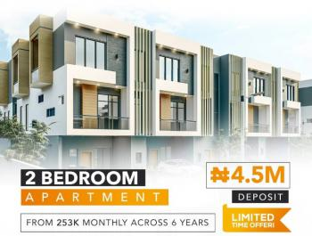 6 Years Payment Plan Offplan Luxury Apartment, Montego Gardens 4 Abraham Adesanya Ogombo, Ogombo, Ajah, Lagos, Flat for Sale
