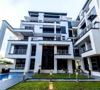 Luxury 4 Bedroom Maisonette, 3rd Avenue, Banana Island, Ikoyi, Lagos, Flat for Rent