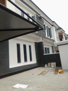 Newly 4 Bedroom Built Semi Detached Duplex with Bq, Chevron, Lekki Phase 2, Lekki, Lagos, Semi-detached Duplex for Rent