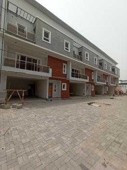 Luxury Four Bedroom Terrace House, Lekki Phase 1, Lekki, Lagos, Terraced Duplex for Sale