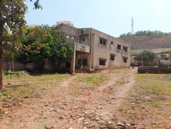 Fenced Plot of Land, Nelson Mandela Street, Asokoro District, Abuja, Residential Land for Sale