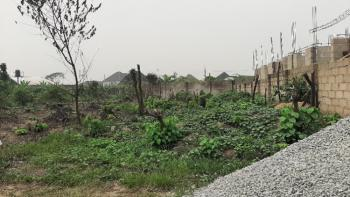 Well Located Plot of Land Measuring 465 Square Meters, Ogbogoro-egbelu Road, Obio-akpor, Rivers, Land for Sale