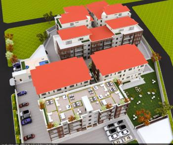 Affordable 3 Bedroom Luxury Flats with Bq in a Mini-estate, Ebute Metta West, Yaba, Lagos, Flat for Sale