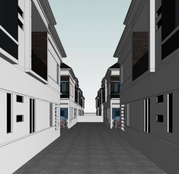 Luxury 4 Bedrooms Terraced Duplex, Orchid, Lekki Expressway, Lekki, Lagos, Terraced Duplex for Sale