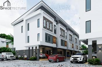 Nicely Built 4 Bedroom Terrace with Bq, Ikate, Lekki, Lagos, Flat for Sale
