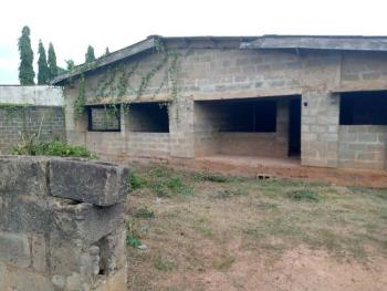 Uncompleted 4 Bedrooms Detached Bungalow, Owode Apata, Ibadan, Oyo, Detached Bungalow for Sale