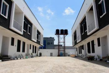 Fully Finished Four Bedrooms Terrace, Sangotedo, Ajah, Lagos, Terraced Duplex for Sale