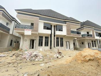 4 Bedroom Semi Detached Duplex, Chevron Area, Lekki, Lagos, Semi-detached Duplex for Sale