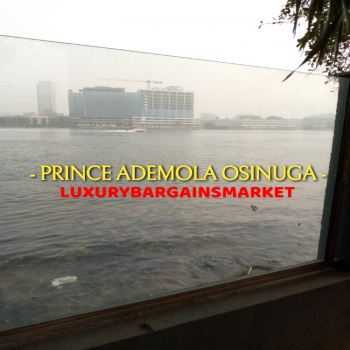Strategically Located Waterfront 4 Bedroom House +guest Chalet +jetty, Ikoyi, Lagos, Semi-detached Duplex for Rent