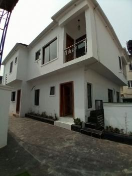 Luxury 5 Bedrooms Detached Duplex with Swimming Pool, Laundry and Bq, Before Chevron Drive, Idado, Lekki, Lagos, Detached Duplex for Sale