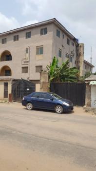 Commercial Block of 15 Flats on 1000sqm on a Tarred Road, Unity Estate, Egbeda, Alimosho, Lagos, Block of Flats for Sale