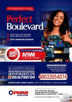 Plots of Land, Perfect Boulevard Estate, Okun-ajah, Ajah, Lagos, Mixed-use Land for Sale