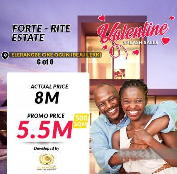 Land, Eleranigbe Oke Ogun, Eleranigbe, Ibeju Lekki, Lagos, Residential Land for Sale
