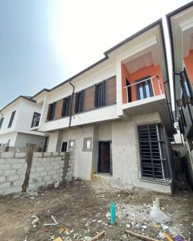 Contemporary 4 Bedroom Semi Detached Duplex with a Room Bq, Ikota, Lekki, Lagos, Semi-detached Duplex for Sale