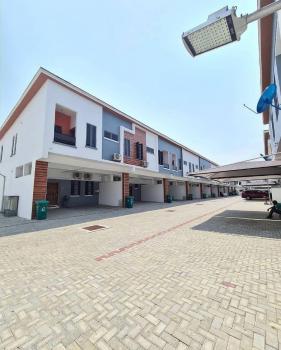Luxury 4 Bedroom Duplex, Chevron Drive, Lekki, Lagos, Terraced Duplex for Sale