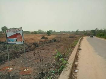 100% Dry Land in Epe Facing The Road, Medorf Luxury Estate Along Lekki Epe Express Road, Epe, Lagos, Mixed-use Land for Sale