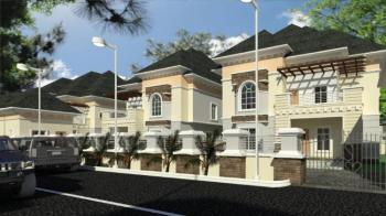 Ongoing 5 Bedroom Fully Detached Duplex with Bq, Lugbe Airport Road, Lugbe District, Abuja, Detached Duplex for Sale
