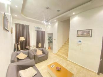 4 Bedroom Terrace Duplex in a Suitable Environment, Chevron Alernative, Lekki, Lagos, Terraced Duplex for Sale
