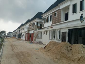 Newly Built 4 Bedrooms Terraced Duplex in a Prestigious Location, By Victoria Garden City, Harris Drive, Ikota, Lekki, Lagos, Terraced Duplex for Sale