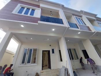 Newly Built 3 Bedrooms Terraced Duplex in a Prestigious Location, By Victoria Garden City, Harris Drive, Ikota, Lekki, Lagos, Terraced Duplex for Sale