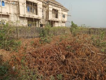 Build-able Plots in a Developed Locality, Destiny Estate, Emene, Enugu, Enugu, Residential Land for Sale