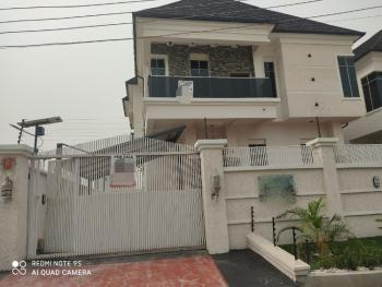 5 Bedrooms Fully Detached Duplex, Chevron, Lekki Phase 1, Lekki, Lagos, Detached Duplex for Sale