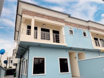 Luxury 4 Bedroom Semi Detached Duplex with a Bq, 2nd Tollgate, Orchid Hotel Road, Lekki Phase 2, Lekki, Lagos, Semi-detached Duplex for Rent