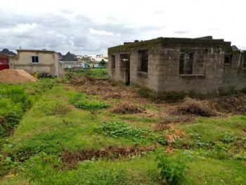 Carcass of 3 Bedroom Fully Detached Bungalow, Pyakasa, Lugbe District, Abuja, Detached Bungalow for Sale