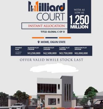 Land Available, Mowe Ofada, Ogun, Residential Land for Sale