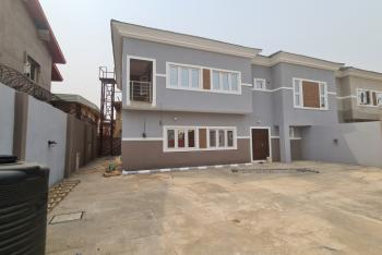 Nicely Built 4 Bedroom Semi - Detached House with Bq, Opic, Isheri North, Lagos, Semi-detached Duplex for Sale