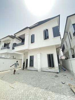 Luxury 5 Bedrooms Fully Detached Duplex with a Room Bq, Osapa, Lekki, Lagos, Detached Duplex for Sale