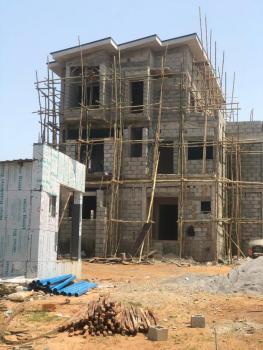 5 Bedrooms Fully Detached Duplex, Castle Estate Behind Ministers Quarter, Mabushi, Abuja, Detached Duplex for Sale