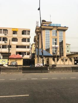 Solid Corporate Building on 5 Floors, on Herbert Macaulay Way, Close to Alagomeji Bus-stop, Alagomeji, Yaba, Lagos, Office Space for Sale
