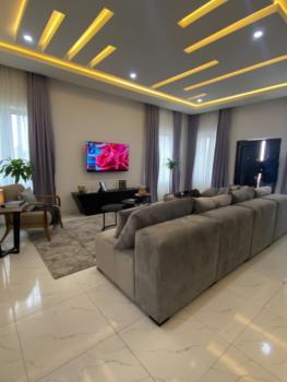 4 Bedroom Semi Detached Duplex with a Bq, Abijo, Lekki, Lagos, Semi-detached Duplex for Sale