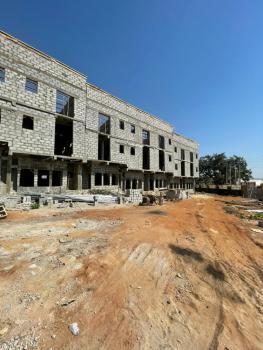Luxury 4 Bedrooms Duplex, Life Camp, Abuja, Terraced Duplex for Sale
