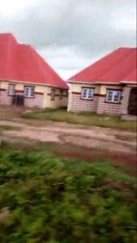 8 Unit New 3 Bedroom Bungalow of 45 Units Layout on 36 Plots of Land, Abule Odo Alafia Wasimi Itori, Ewekoro, Ogun, Detached Bungalow for Sale