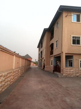 Newly Built and Standard Two Bedroom Apartment with Modern Facilities, Rupukwu Checking Point Junction, Eliozu, Port Harcourt, Rivers, Flat for Rent